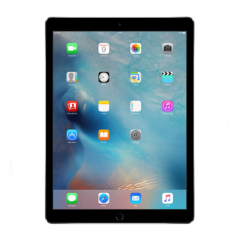 "iPad Pro 12.9"" Wi-Fi (2nd Gen) 64GB, 64GB, Space Gray"