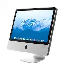 iMac (20-inch Early 2008), INTEL CORE 2 DUO 2.4GHZ, 4GB 800MHZ (NEW), 250GB 7200RPM