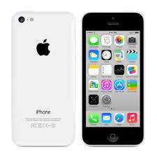 iPhone 5C 16GB, 16GB, WHITE