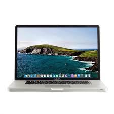 MacBook Pro 17-inch, INTEL CORE I7 2.8GHZ, 8GB 1067MHZ, 512GB SSD (NEW)