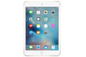 iPad mini 4 Wi-Fi 64GB, 64GB, GOLD, image 1