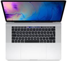 "MacBook Pro 15"" Touch Bar Mid 2017 (Intel Quad-Core i7 3.1 GHz 16 GB RAM 2 TB SSD), Silver, Intel Quad-Core i7 3.1 GHz, 16 GB RAM, 2 TB SSD"