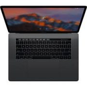 """MacBook Pro 15"""" Touch Bar Mid 2018 (Intel 6-Core i7 2.6 GHz 16 GB RAM 512 GB SSD), Space Gray, Intel 6-Core i7 2.6 GHz, 16GB 2400MHZ, 512GB SSD"""