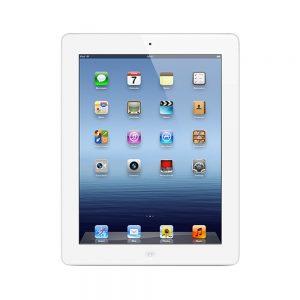 iPad 3 Wi-Fi + Cellular 32GB, 16GB, White