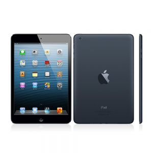 iPad mini Wi-Fi + Cellular 64GB, 64GB, Black