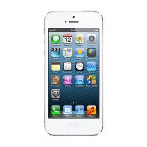 iPhone 5 32GB, 32GB, Silver