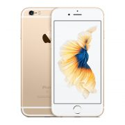 Refurbished iPhone 6S - New Battery, 32GB, Gold