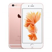 Refurbished iPhone 6S, 128GB, Rose Gold