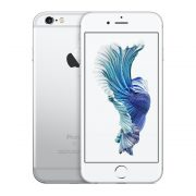 Refurbished iPhone 6S - New Battery, 32GB, Silver