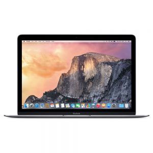 "MacBook 12"" Early 2015 (Intel Core M 1.3 GHz 8 GB RAM 512 GB SSD), Space Gray, Intel Core M 1.3 GHz, 8 GB RAM, 512 GB SSD"