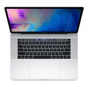 "MacBook Pro 15"" Touch Bar, Silver, Intel 8-Core i9 2.3 GHz, 16 GB RAM, 512 GB SSD"