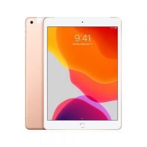 iPad 7 Wi-Fi + Cellular 128GB, 128GB, Gold