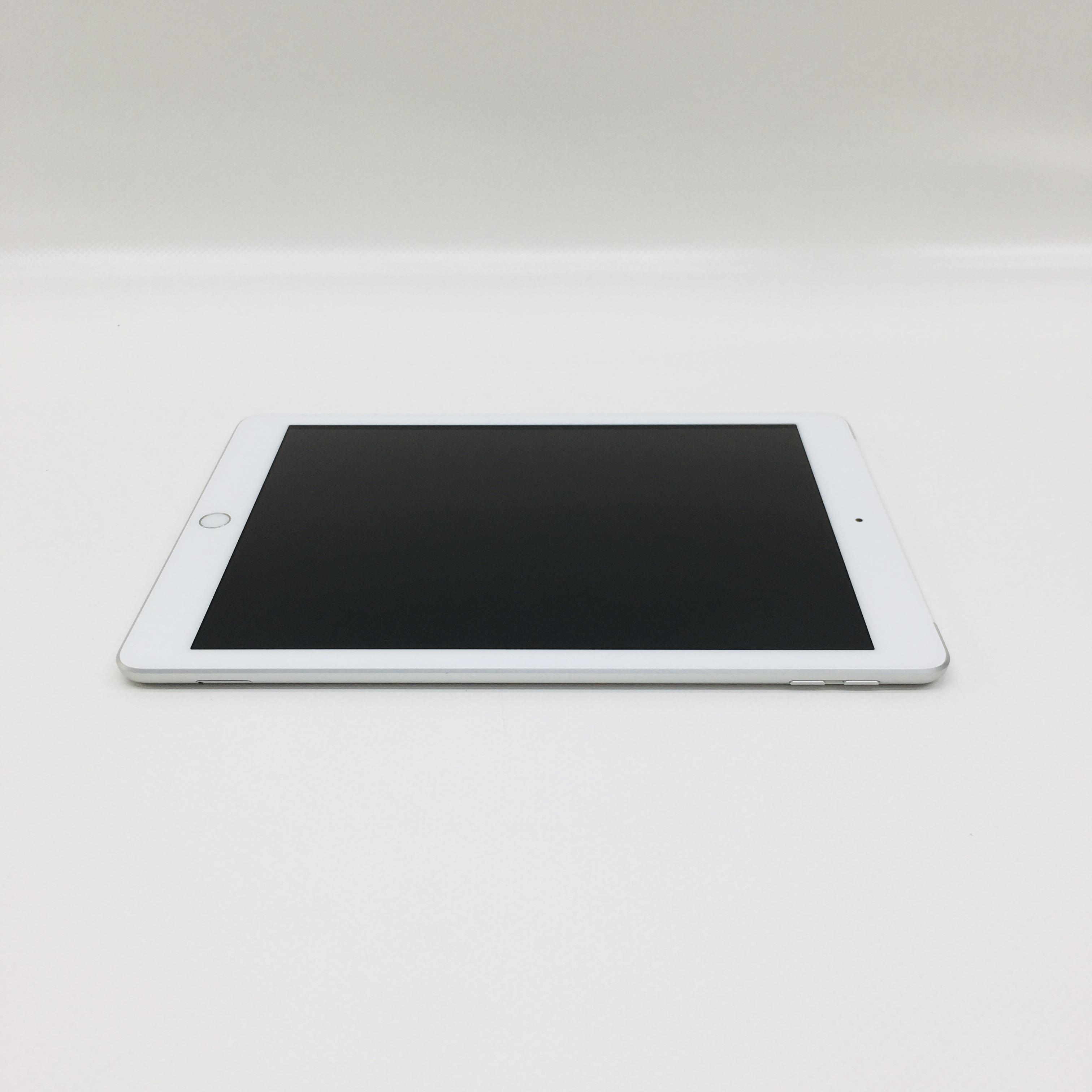 iPad 6 Wi-Fi + Cellular 128GB, 128GB, Silver, image 2